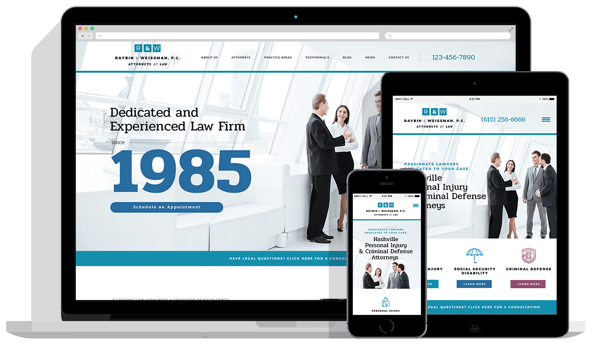 Law Site Express Client Site